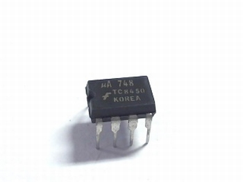 uA748 OP-AMP