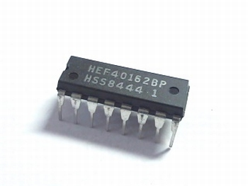 HEF40162 4-bit decade counter