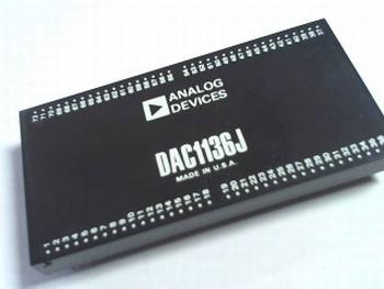DAC1136J Digital to Analog Converter, 16 bit, Parallel