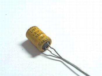 ELCO 68uf 10 volt
