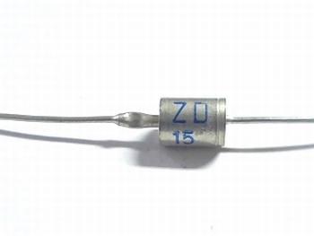 ZD15 - 15 volt 1.3 Watt
