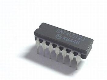 74LS12 TRIPLE 3-INPUT NAND GATE