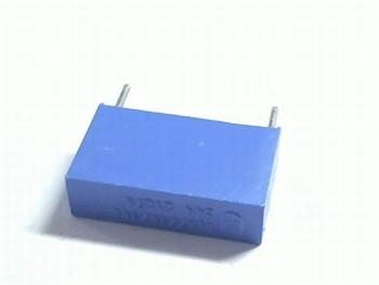 MKT folie Condensator 0,27uF 10% 100V