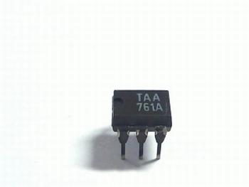 TAA761A Universal Operational Amplifier