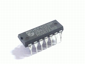 HEF4024 HEF 4024 - 7stage binary counter