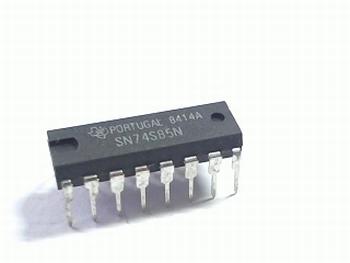 74S85 4-bit Magnitude Comparator