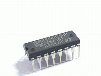 HEF4015 Dual 4 bit State register