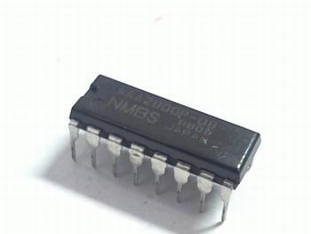 AAA2800P-7 NMBS 256Kx1Bit DRAM