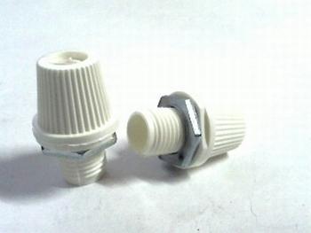 Trekontlasting voor 6mm kabel WIT