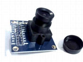 Camera module OV7670 VGA