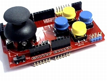 Joystick shield module