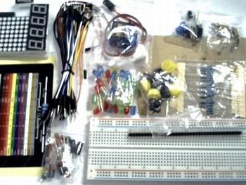 Arduino onderdelen pakket uitgebreid