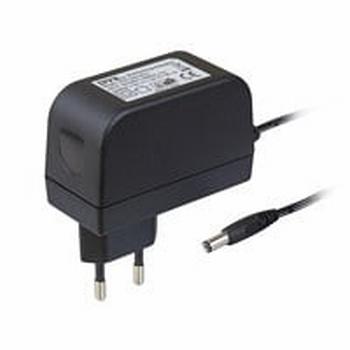 Stekker Netvoeding 12 volt 1,2 A