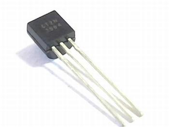 BC337 Transistor 10 stuks