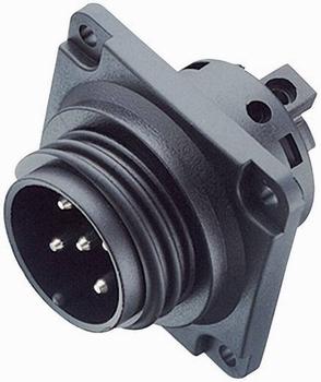 Connector Binder 99-000-05 IP65 4 x poles +PE