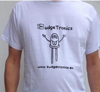 Budgetronics T-shirt Extra Large