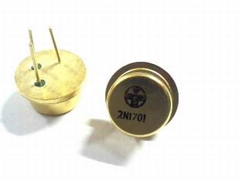 2N1701 Bipolaire transistors - Power BJT