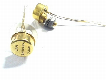 2N1049A transistor NOS New Old Stock