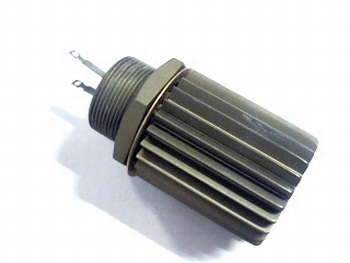 Power resistor Dale PH-100 ,14 Ohm 100 W