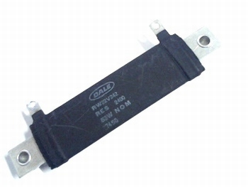 Power resistor Dale 2400 Ohm 58 Watt