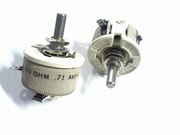 Reostaat Ohmite 50 Ohm 0,71 A