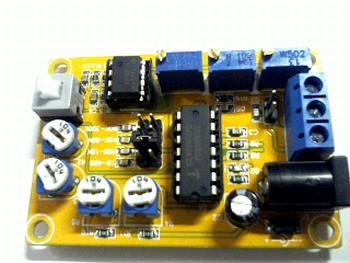ICL8038 Function Signal Generator Module Sine Square Triangl