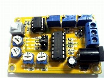 ICL8038 signaal generator