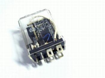 Relais Matsushita HP2-DC 48 Volt DPDT - 2 polig