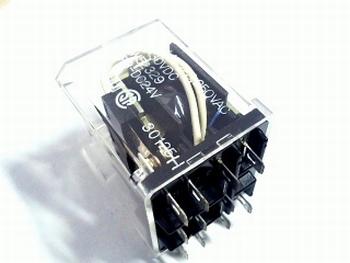 Relais Matsushita HP3-DC 24 Volt 3PDT - 3 polig
