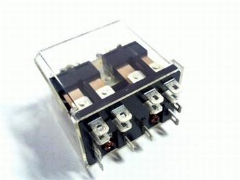 Relay Matsushita HP4-AC 220 Volts 4PDT - 4 poles