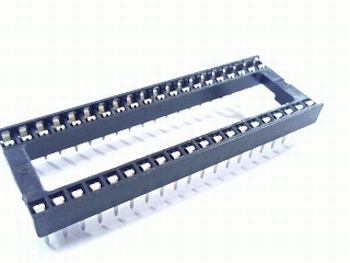 40 pins standard IC socket