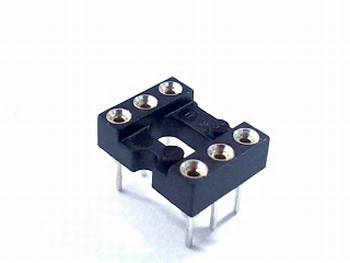 6 pins IC socket professional