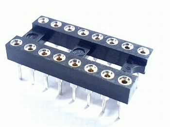 16 pins IC socket professional
