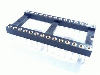 28 pins wide IC socket professional