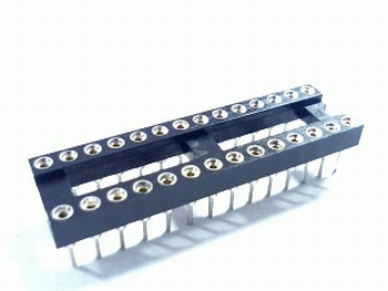 28 pins small IC socket professional