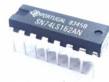 74LS162 BCD Decade Counter DIP16