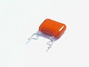 MKT capacitor 220 nF 100V