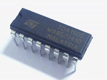 TDA1905 5 Watt amplifier
