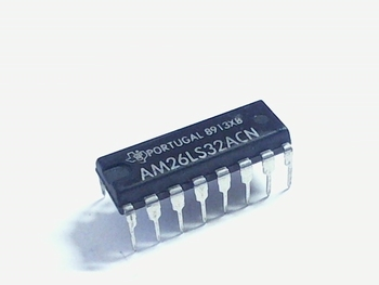 AM26LS32ACN -  Differential Receiver RS422/RS423, Tri-State,