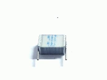 MKT capacitor 470 nF 100v RM10