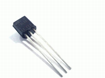 L78L09 - 9 volt voltage regulator