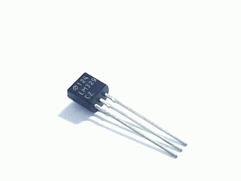 LM329  Stroomspanningsreferentie 6.9V Precision Shunt V. REF