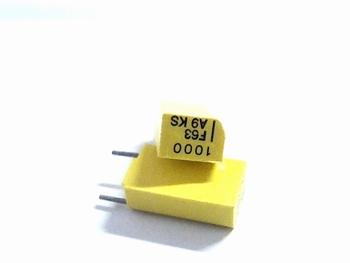 Styroflex condensator 1nf radiaal RM5