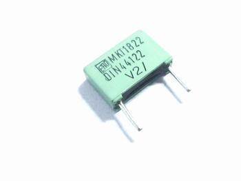 MKT capacitor 1 nF 400V