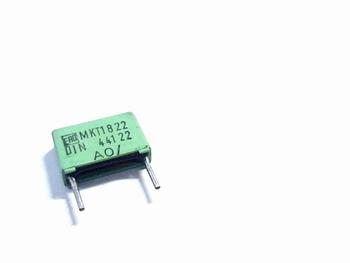 MKT capacitor 33 nF 63V