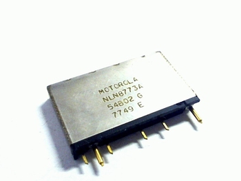 Motorola NLN8773A Second IF Amplifier Module