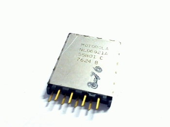 Motorola NLD6921A Hybrid, Encapsulated Buffer Amp