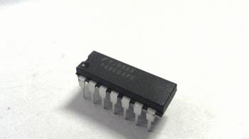 74AC04 Hex invertor