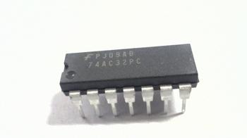 74AC32  Quad 2-Input OR Gate