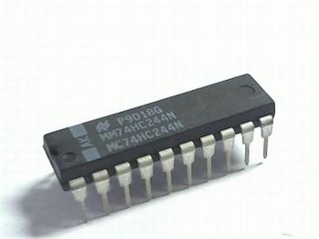 74HC245 transciever DIP20
